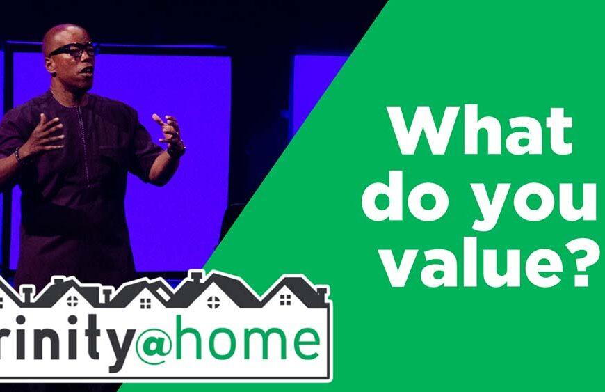 Trinity@Home – What do you Value?