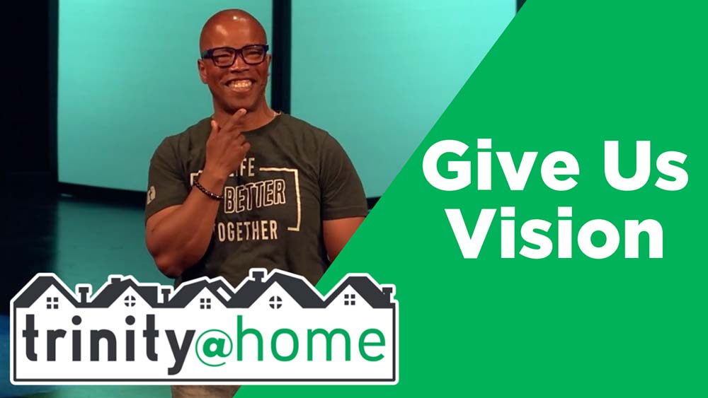 Trinity@Home – Give Us Vision